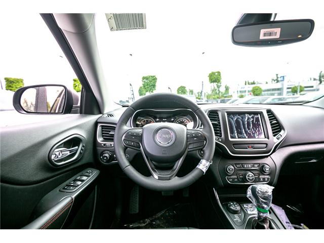 2019 Jeep Cherokee Trailhawk (Stk: K440878) in Abbotsford - Image 18 of 24