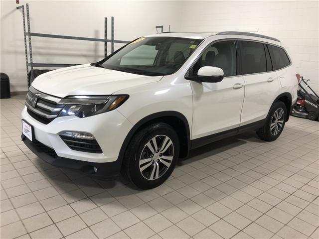 2016 Honda Pilot EX-L RES (Stk: H1639) in Steinbach - Image 1 of 15