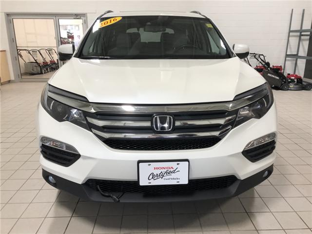 2016 Honda Pilot EX-L RES (Stk: H1639) in Steinbach - Image 2 of 15