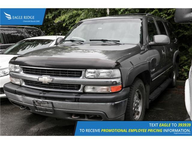 2000 Chevrolet Suburban 1500 LT (Stk: 009201) in Coquitlam - Image 1 of 4