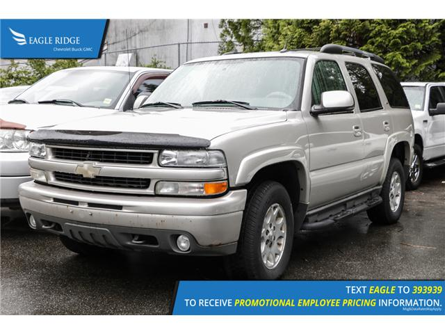 2005 Chevrolet Tahoe LT1 (Stk: 050303) in Coquitlam - Image 1 of 4