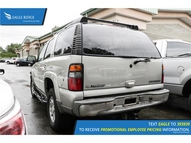 2005 Chevrolet Tahoe LT1 (Stk: 050303) in Coquitlam - Image 2 of 4