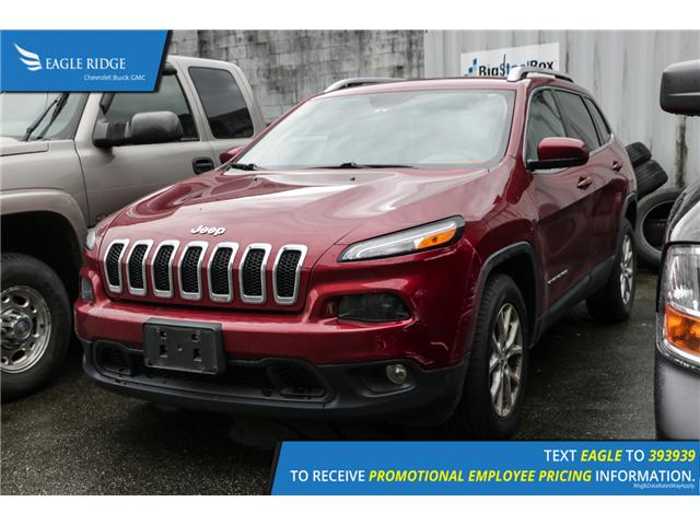 2016 Jeep Cherokee North (Stk: 162305) in Coquitlam - Image 1 of 4