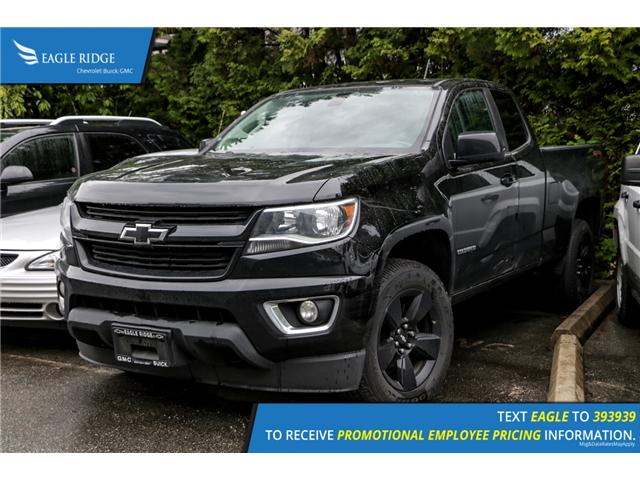 2016 Chevrolet Colorado LT (Stk: 166050) in Coquitlam - Image 1 of 4