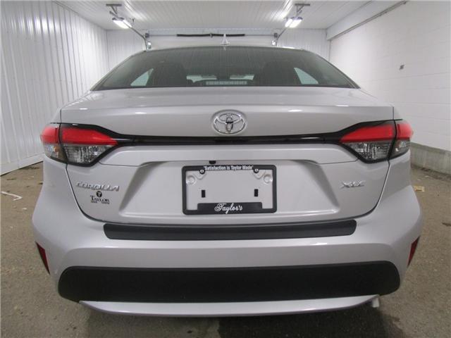 2020 Toyota Corolla XLE (Stk: 201014) in Regina - Image 8 of 22