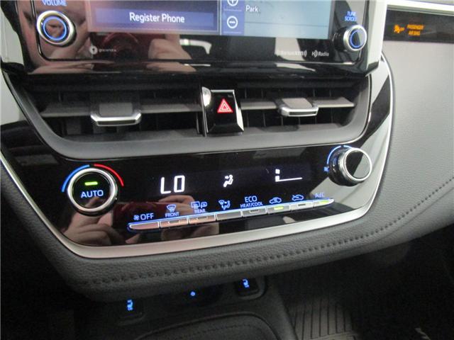 2020 Toyota Corolla XSE (Stk: 201015) in Regina - Image 22 of 26
