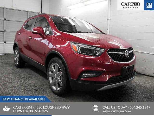 2019 Buick Encore Essence (Stk: E9-76580) in Burnaby - Image 1 of 12
