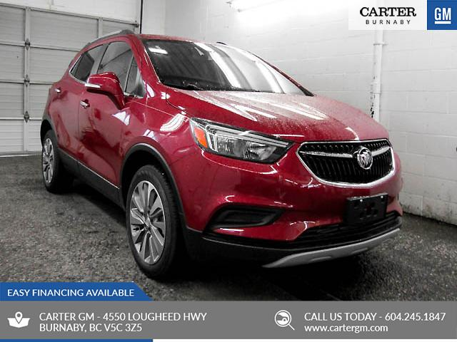 2019 Buick Encore Preferred (Stk: E9-14390) in Burnaby - Image 1 of 12