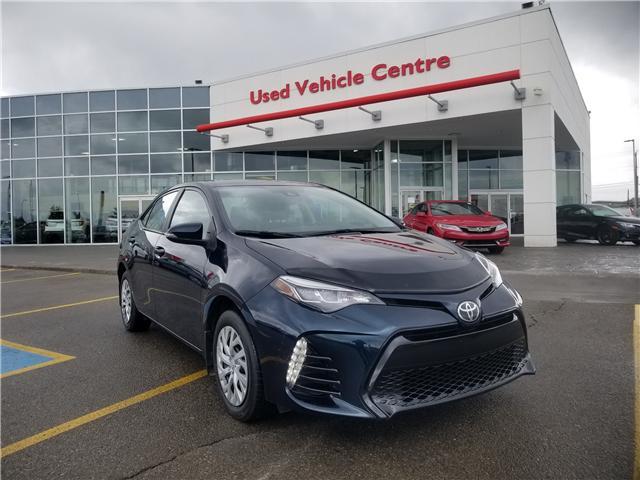 2017 Toyota Corolla SE (Stk: U194151) in Calgary - Image 1 of 27
