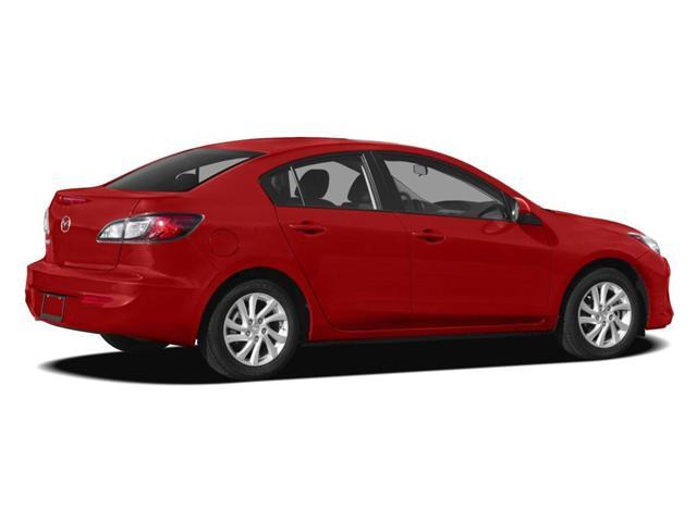 2012 Mazda Mazda3 GX (Stk: U4952X) in Cambridge - Image 1 of 3