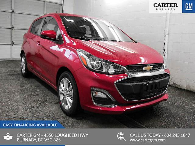 2019 Chevrolet Spark 1LT CVT (Stk: 49-46740) in Burnaby - Image 1 of 12