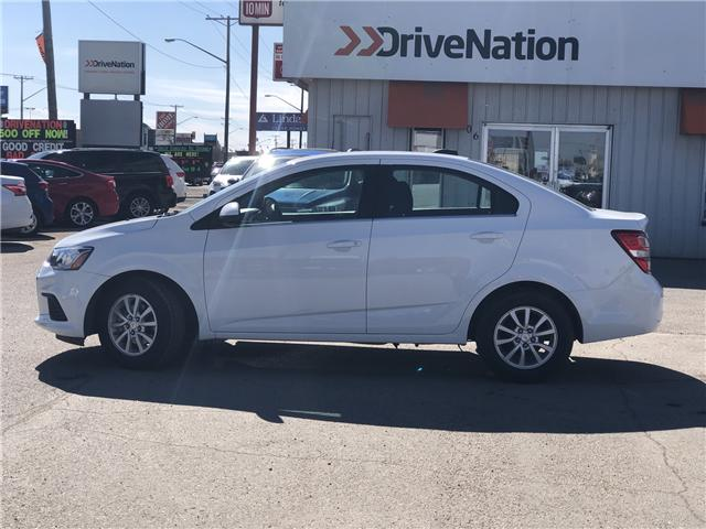 2018 Chevrolet Sonic LT Auto (Stk: A2808) in Saskatoon - Image 2 of 20