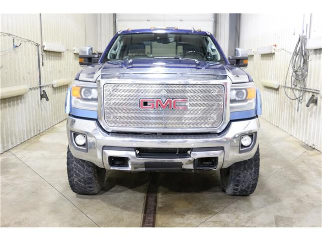 2015 GMC Sierra 2500HD SLT (Stk: KT052A) in Rocky Mountain House - Image 2 of 20