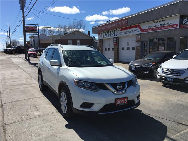 2015 Nissan Rogue SV (Stk: -) in Garson - Image 1 of 8