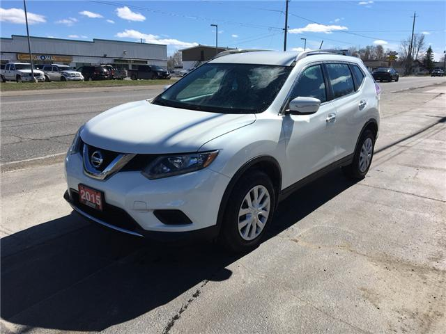 2015 Nissan Rogue SV (Stk: -) in Garson - Image 2 of 8