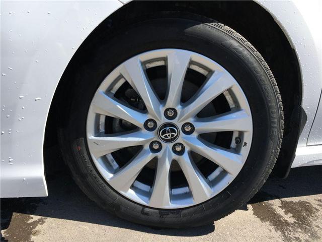 2018 Toyota Camry SE ALLOYS, SPOILER, TOYOTA SAFETY SENSE-P, HEATED  (Stk: 8636) in Brampton - Image 2 of 24