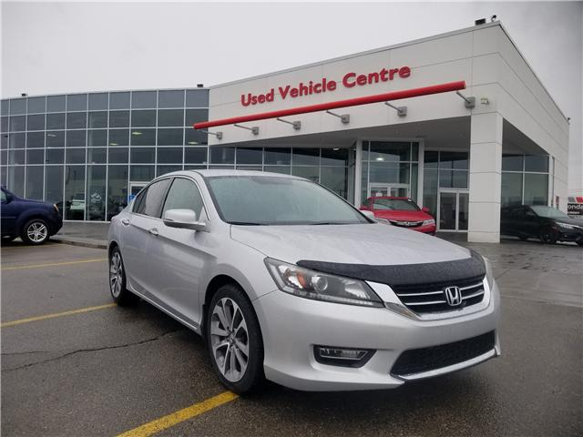 2013 Honda Accord Sport (Stk: 2190963A) in Calgary - Image 1 of 25