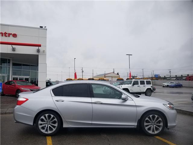 2013 Honda Accord Sport (Stk: 2190963A) in Calgary - Image 2 of 25