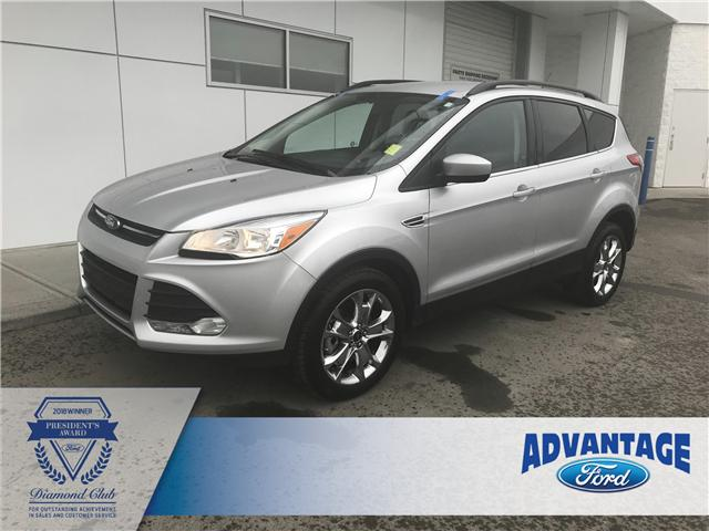 2015 Ford Escape SE (Stk: K-1180A) in Calgary - Image 1 of 16