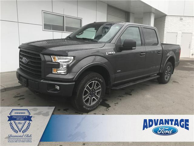 2016 Ford F-150 XLT (Stk: K-1182A) in Calgary - Image 1 of 16