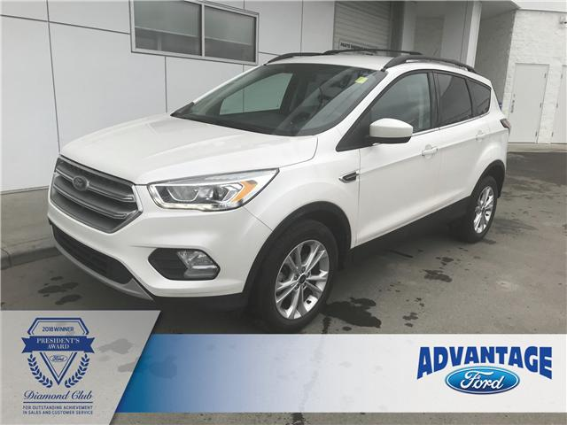 2017 Ford Escape SE (Stk: K-1234A) in Calgary - Image 1 of 16