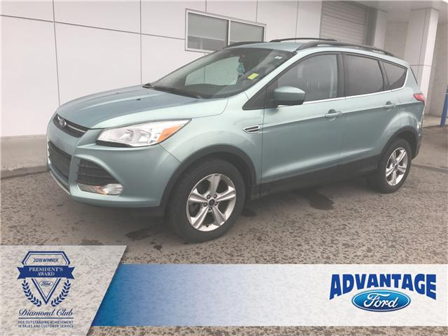 2013 Ford Escape SE (Stk: K-1408A) in Calgary - Image 1 of 15