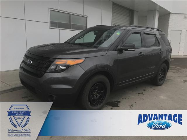 2015 Ford Explorer Sport (Stk: K-1526A) in Calgary - Image 1 of 19