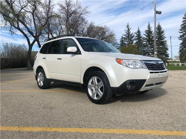 2009 Subaru Forester 2.5 X Limited Package (Stk: 9910.0) in Winnipeg - Image 1 of 24