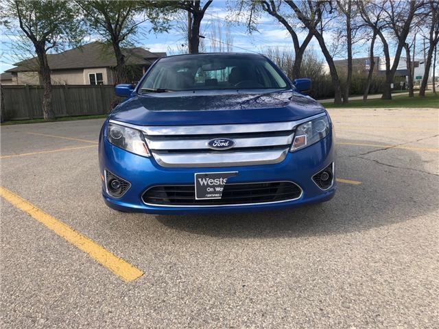 2012 Ford Fusion SEL (Stk: 9908.0) in Winnipeg - Image 2 of 23