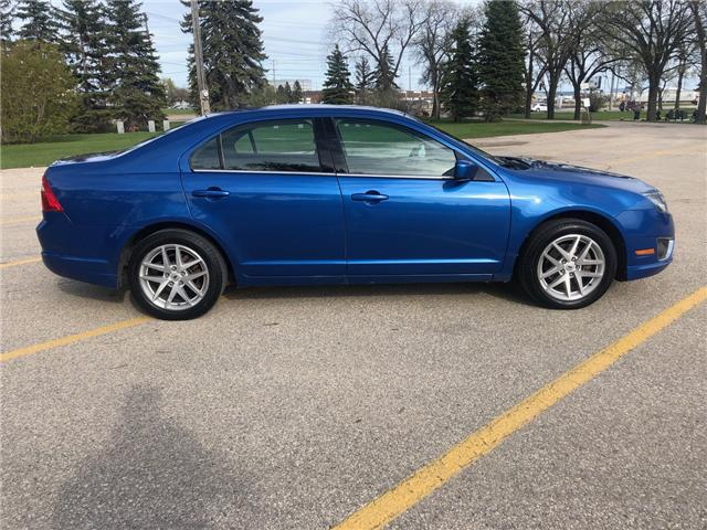 2012 Ford Fusion SEL (Stk: 9908.0) in Winnipeg - Image 4 of 23