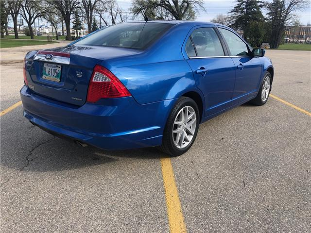 2012 Ford Fusion SEL (Stk: 9908.0) in Winnipeg - Image 7 of 23