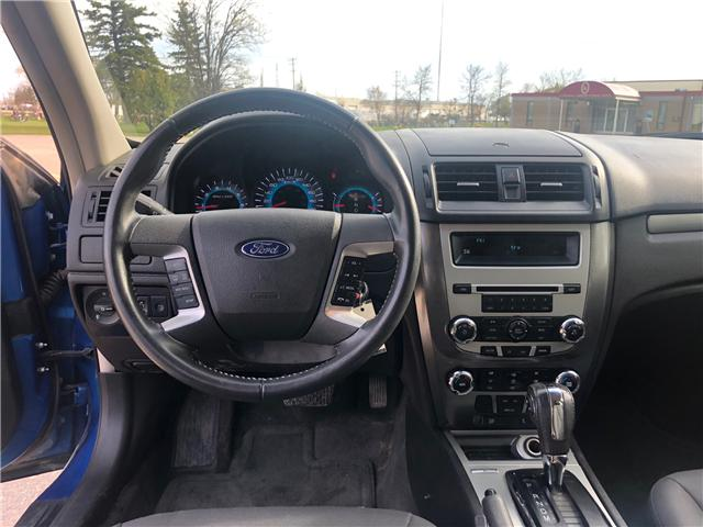 2012 Ford Fusion SEL (Stk: 9908.0) in Winnipeg - Image 12 of 23