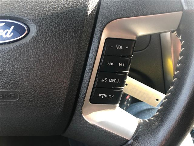 2012 Ford Fusion SEL (Stk: 9908.0) in Winnipeg - Image 22 of 23