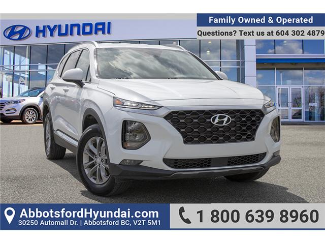 2019 Hyundai Santa Fe ESSENTIAL (Stk: AH8830) in Abbotsford - Image 1 of 29