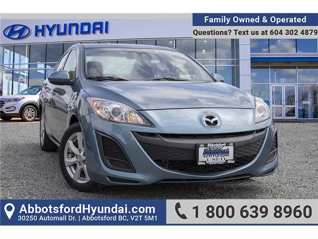 2010 Mazda Mazda3 GS (Stk: KE860853A) in Abbotsford - Image 1 of 21