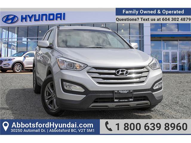 2013 Hyundai Santa Fe Sport 2.4 Premium (Stk: KT913770A) in Abbotsford - Image 1 of 25