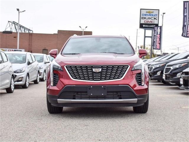 2019 Cadillac XT4 Premium Luxury (Stk: 201798) in Milton - Image 2 of 28