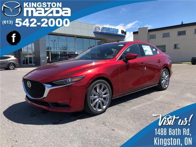2019 Mazda Mazda3 GT (Stk: 19C054) in Kingston - Image 1 of 16