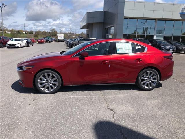 2019 Mazda Mazda3 GT (Stk: 19C054) in Kingston - Image 3 of 16