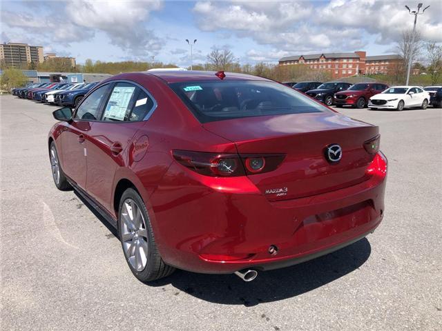 2019 Mazda Mazda3 GT (Stk: 19C054) in Kingston - Image 4 of 16