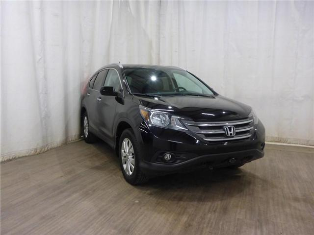 2013 Honda CR-V Touring (Stk: 19051693) in Calgary - Image 1 of 25