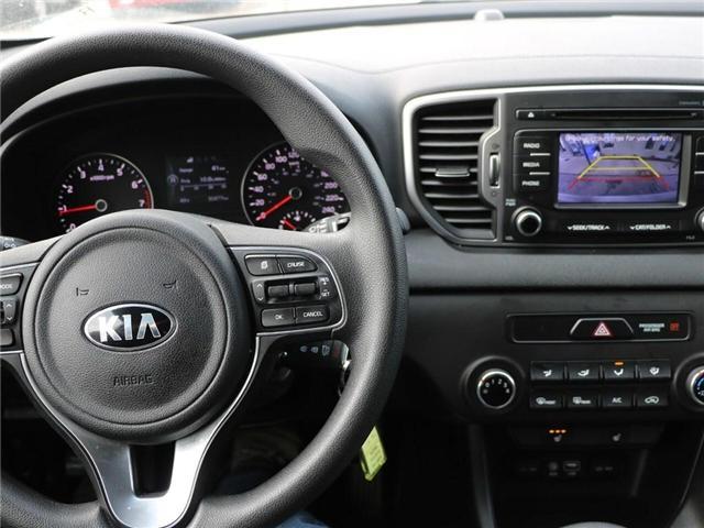2019 Kia Sportage LX| AWD| Backup Cam| Heat Seat| B-Tooth (Stk: 5288) in Stoney Creek - Image 14 of 19