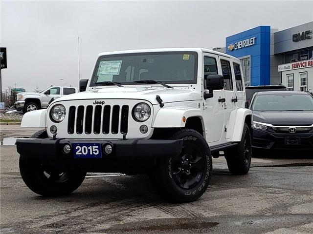 2015 Jeep Wrangler Unlimited Sahara (Stk: 0191904A) in Newmarket - Image 1 of 30