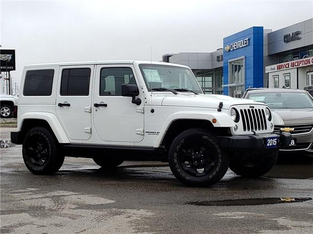 2015 Jeep Wrangler Unlimited Sahara (Stk: 0191904A) in Newmarket - Image 4 of 30