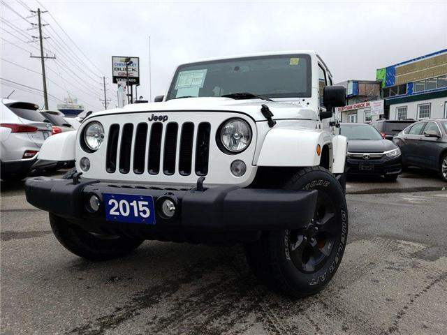 2015 Jeep Wrangler Unlimited Sahara (Stk: 0191904A) in Newmarket - Image 7 of 30