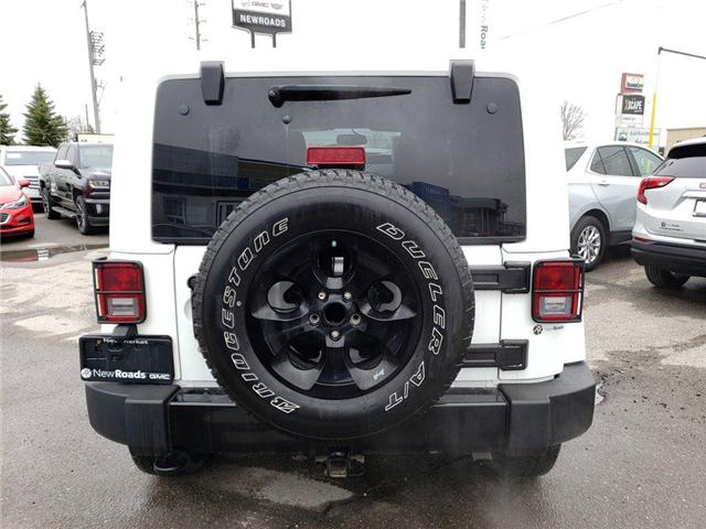 2015 Jeep Wrangler Unlimited Sahara (Stk: 0191904A) in Newmarket - Image 13 of 30