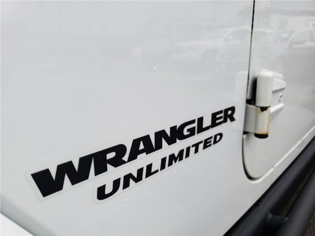 2015 Jeep Wrangler Unlimited Sahara (Stk: 0191904A) in Newmarket - Image 14 of 30