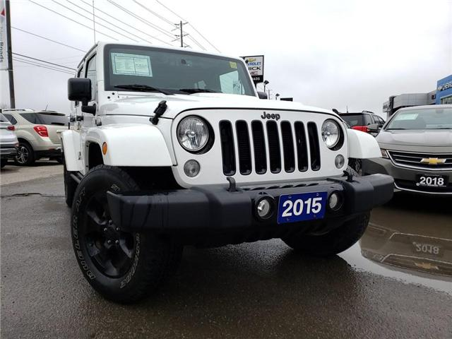 2015 Jeep Wrangler Unlimited Sahara (Stk: 0191904A) in Newmarket - Image 17 of 30