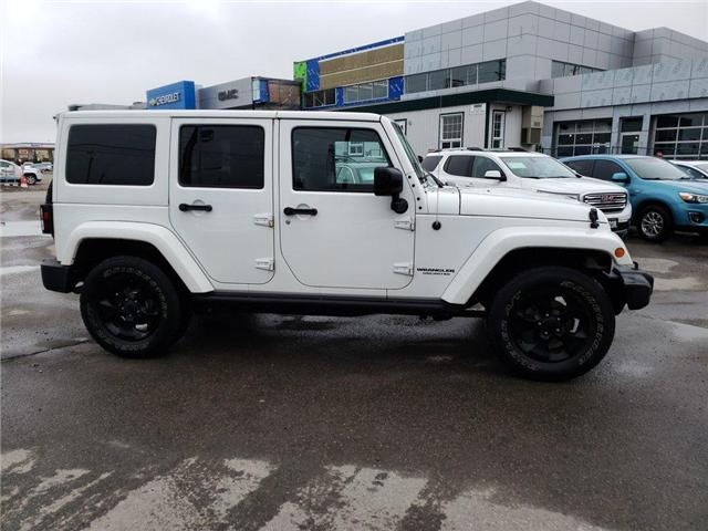 2015 Jeep Wrangler Unlimited Sahara (Stk: 0191904A) in Newmarket - Image 19 of 30