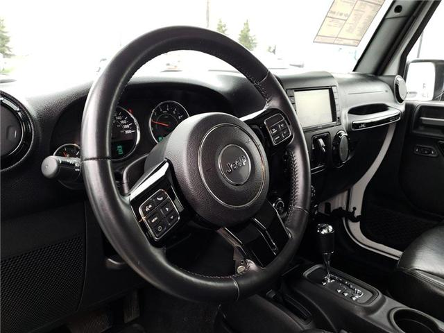 2015 Jeep Wrangler Unlimited Sahara (Stk: 0191904A) in Newmarket - Image 20 of 30